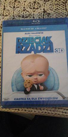 Dzieciak Rządzi 3D BluRay Folia!!!