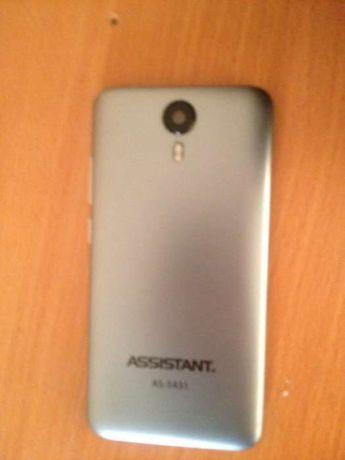 Продам телефон assistant,от падения не работает экран
