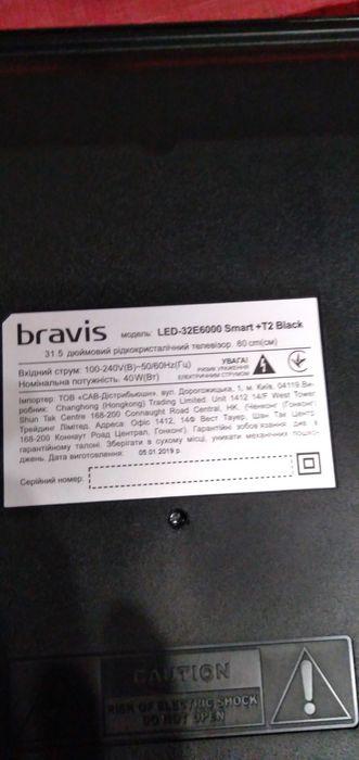 Телевизор на запчасти Bravis LED-32E6000 Донецк - изображение 1