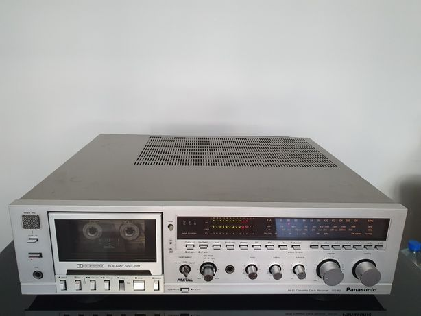 Panasonic SG 60 silver
