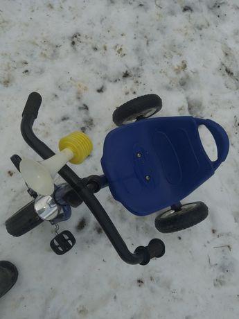 Продамо велосипед дитячий новий почті