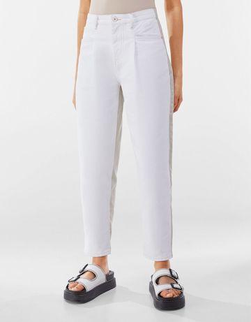 Новые брюки джинсы Bershka