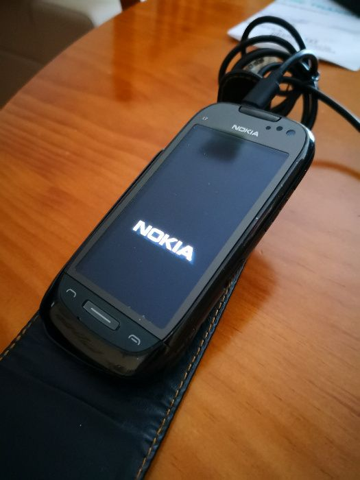 Telemóvel Nokia C7 Lousada - imagem 1