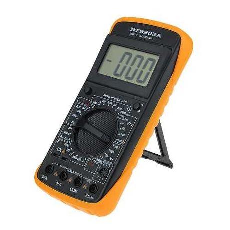 Мультиметр  DT9205A с удобной ножкой-подставкой