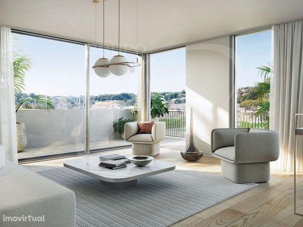 Apartamento T2 Duplex, com 144 m2, vista rio, terraço de ...