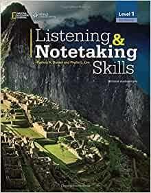 Lim Phyllis L. Listening and Notetaking Skills