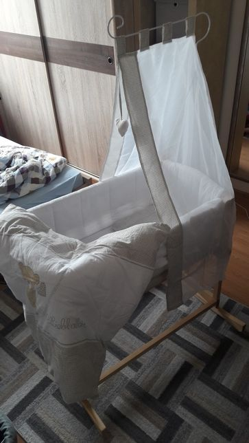 Łóżeczko dziecięce ROBA 4w1