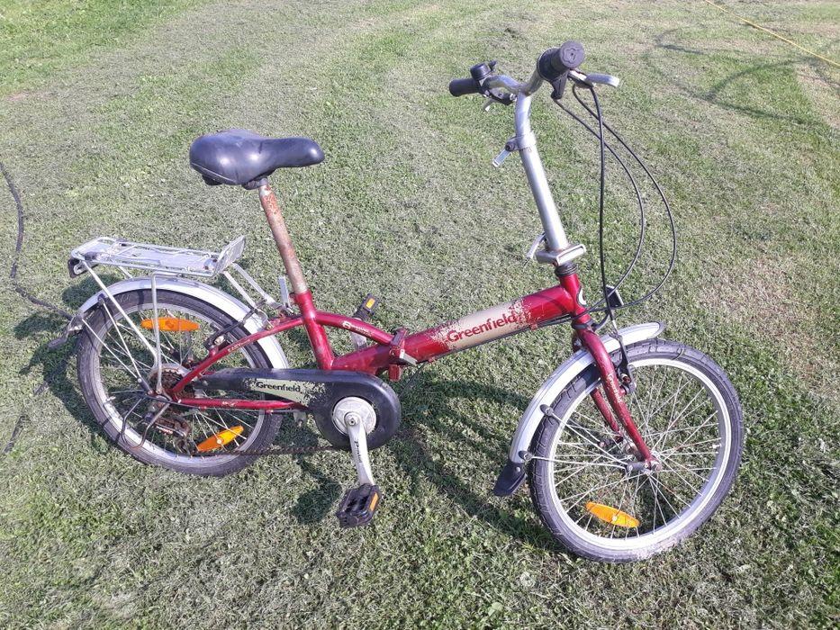 Rower składany Węgorzewo - image 1