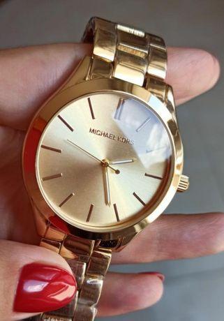 Zegarek Michael Kors damski złoty