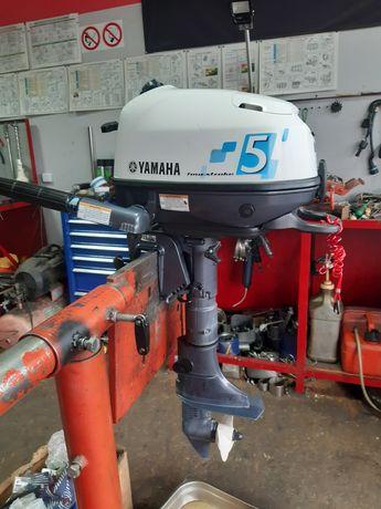 Продам лодочный мотор YAMAHA F5