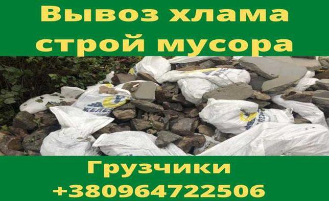 Вывоз мусора Новоселки Хотов Чабаны