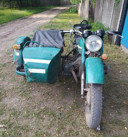 Продам мотоцикл в гарно стані