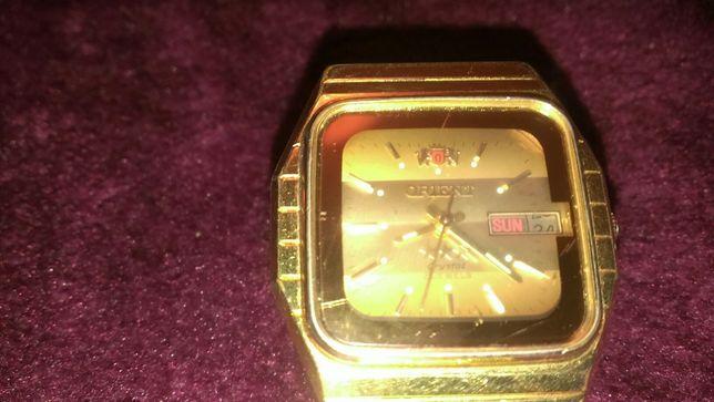 Продається фірмовий наручний годинник *ORIENT*