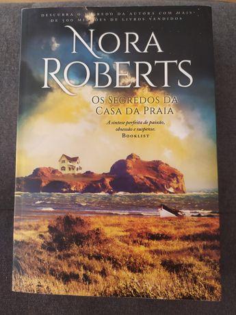 Os segredos da casa da praia - Nora Roberts