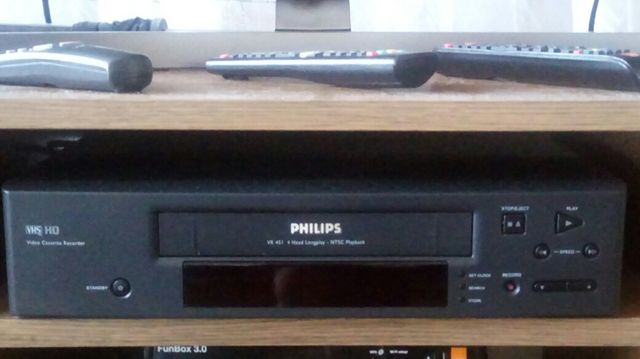 Magnetowid Philips vr 451