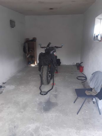 Zimowanie motocykla,garaż wynajem