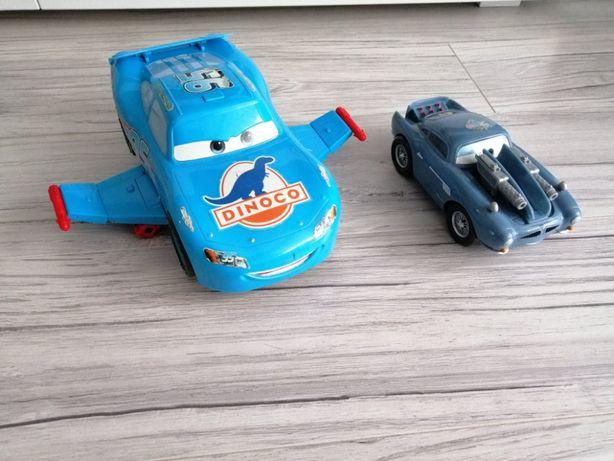 Mega samochód Zygzak + Hudson zestaw autek
