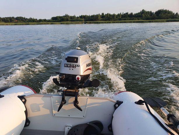 Silnik zaburtowy Mercury-Marriner FourStroke 3.5 ponton łódka łódz