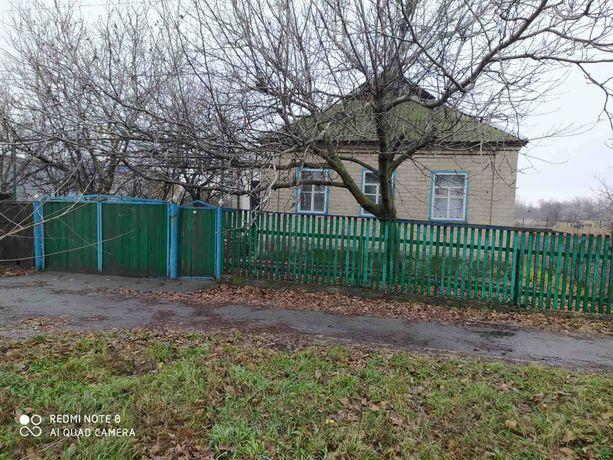 Продам дом пгт Петропавловка