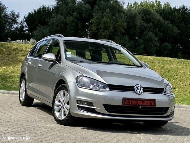 VW Golf Variant 1.6 TDi GPS Edition (110 cv)