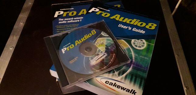 Cakewalk Pro Áudio 8