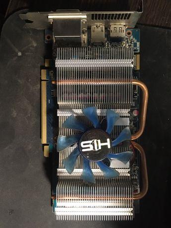 Продам видеокарту AMD-Radeon
