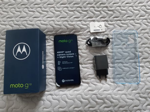 Telefon Motorola g10