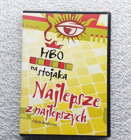 HBO na stojaka - 2 x DVD - jak nowa.