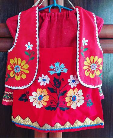 Украинский костюм тройка