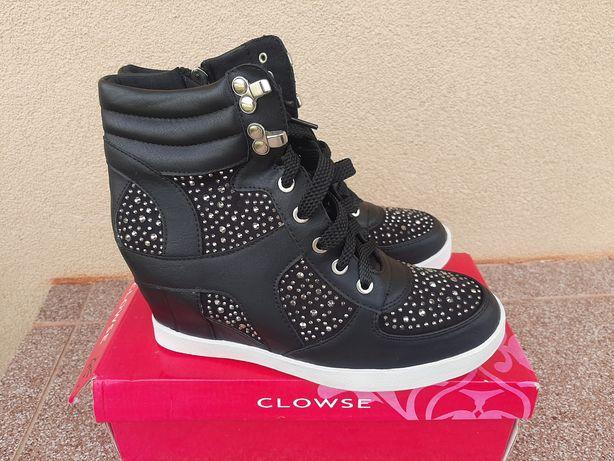 Nowe buty sneakersy roz 39