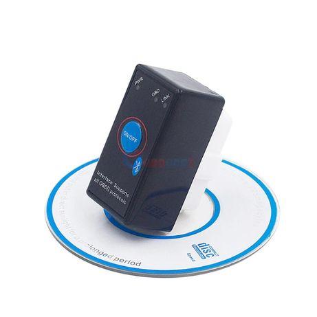 Mini OBD Car Diagnostics Scanner ELM327 - ARTIGO NOVO EMBALADO