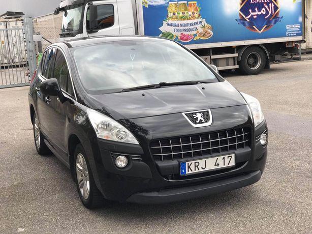 Peugeot 3008. 2010 benzyna  1.6 156KM