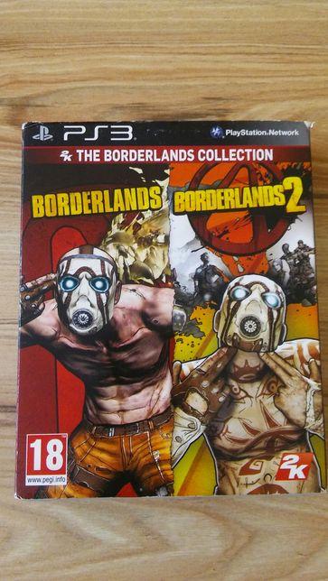 Ps3 gra Borderlands 1 i 2