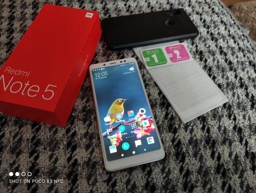 Xiaomi Redmi Note 5, 4/64,obudowa i 2x szkło hartowane ,Snapdragon