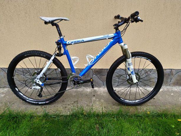 Orbea Fox Deore XT Mavic двохпідвіс двухподвес велосипед ( не cube )