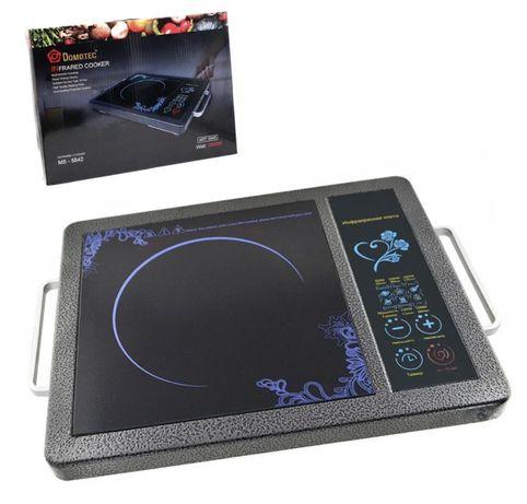 Новая инфракрасная плита Domotec MS-5842 / плитка электроплита печь