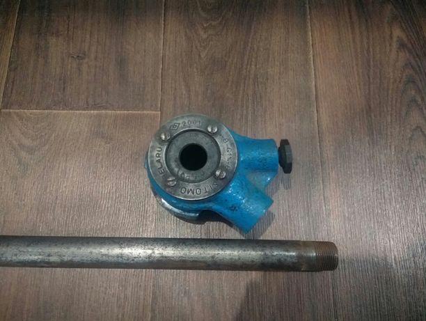 Клупп,трещетка, ключ для нарезки резьбы на трубе