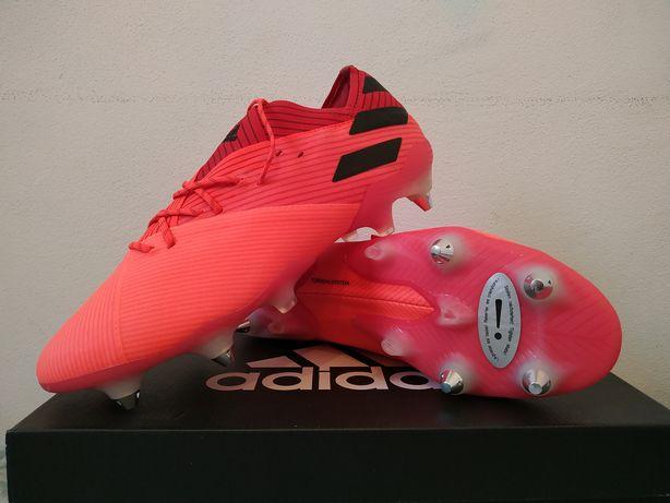 Korki Mixy Adidas Nemeziz 19.1 SG profesjonalne buty piłkarskie nowe