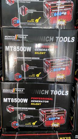 Генератор з Голандії Munich mt8500w generator