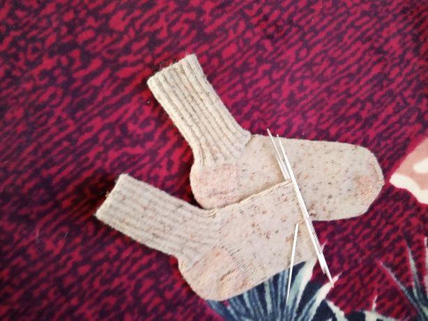 Вяжу носки на заказ (срок изготовления 2 дня)