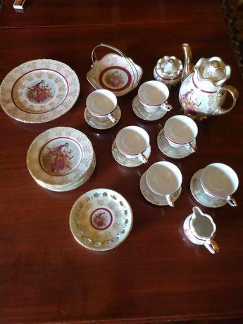 Продам СУПЕР чайный сервиз. Япония. 29 предметов. ТОРГ.