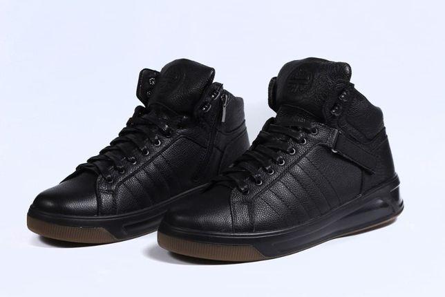 Ботинки Мужские - зимнее Кроссовки | SSS (Shoes 31601).