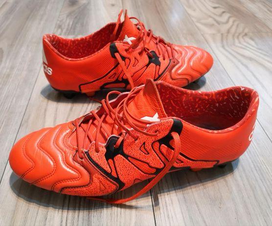Obuwie sportowe (Lanki) (Korki) Adidas x 15.1 r.47