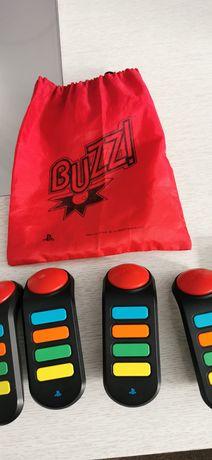 Gra Buzz ps3 bezprzewodowe buzzery