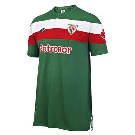 Camisola Athletic Bilbao Espanha Futebol Umbro Oficial