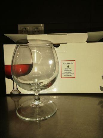 Новые бокалы для коньяка 300 мл Charante