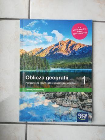 Oblicza geografii 1 zakres podstawowy Nowa Era