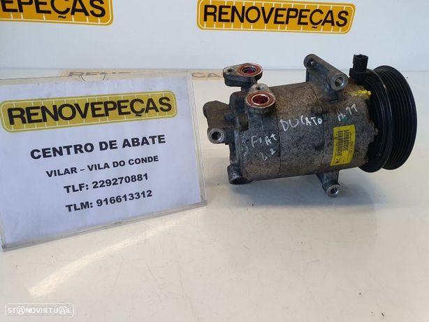Compressor Do Ar Condicionado Fiat Ducato Caixa (250_, 290_)