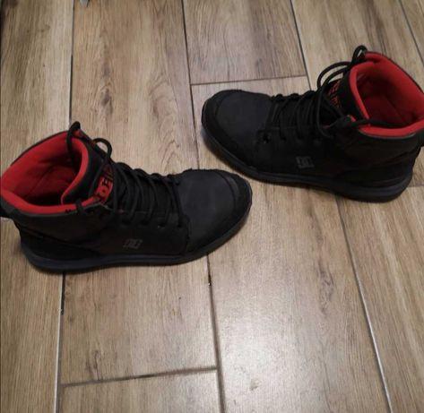 Zimowe buty DC rozm 40