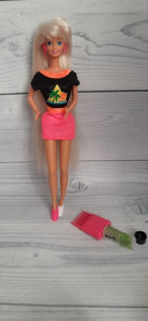 Glitter Hair Barbie